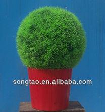 Esterno artificiale bosso arte topiaria palla-( indoor/esterna)