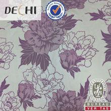 DECHI Polyester/Nylon Flock Fabric Curtain Sofa/Upholstery/Home Textile