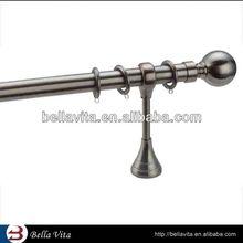 Most Popular European Style Metal Curtain Rod