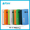 Portable High Capacity Dual USB Mobile Power Bank 8400mah Portable Power Charger For iPhone5/5S