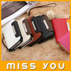 Wallet style special leather case for iphone 5,for iphone leather case with high quality