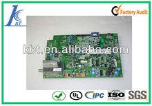 China tv lcd principal junta, pcb circuito principal fabricados para tv lcd junta