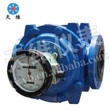 Flowmeter oil counter instrument