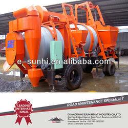 Small Bitumen Drum Mixing Machine SLJ-16