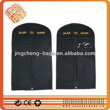 Item No.(JC-S158) Black Man Mature And Standing Hanging Garment Bag Travel