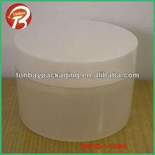 120ml PP plastic cream jar comstic plastic jar empty containers for cosmetics TBCXQ-1