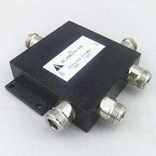 RF Micro-strip/Wilkinson 4 Way Power Divider Combiner (800-2700MHz)