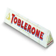 Toblerone 400g White