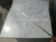 Italian Bianco Carrara White Marble Tile 60x60 Polished Low Price