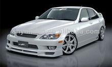 Lexus IS200 Japan Product Carbon Fiber Front Bumper Lip