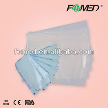 dry heat ETO sterilization pouches for medical