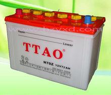 hot dry battery car accumulator&battery