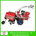 Mini-tractor ed oruga gramado trator mini carregador da extremidade dianteira cultivador