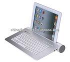 mini 9.7inch tablets keyboard multimedi speaker holder stand
