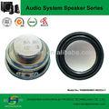 1.5 polegadas 4 ohm 2 dc12v mini completa gama de alto-falante de áudio