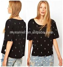 T-shirt manufacturer, plain t-shirts,Dongguan clothing(S5041)