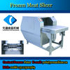 Fully Automatic Frozen Meat Slicer process chicken