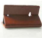 Wallet Stand Leather Flip Case For Nokia Lumia 625 with Card Slot