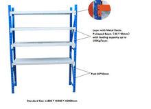 light duty rack shelving