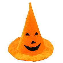 Pumpkin sharp Halloween caps and hats