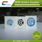 High security HF NFC RFID asset tracking tag