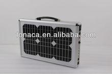 15W Portable Solar Power Pack Solar lighting system