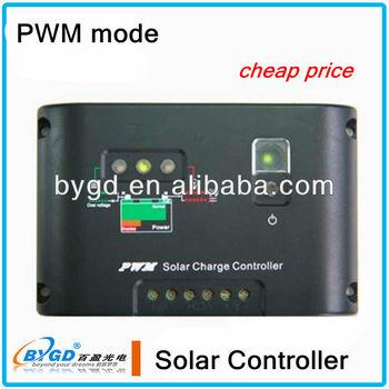 12V/24V PWM Solar Controller automobile solar controller (SC10)