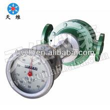 bitumen flow meter/diesel oval gear flow meter/instrument