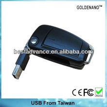 OEM Audi car key usb flash drive/usb flash memory 2GB/4GB/8GB