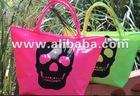 skull , handbags , beach bag