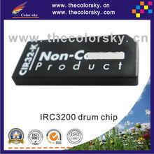 (cz-irc3200d) imaging unit reset chip resetter for Canon IRC-3200 IRC-3220 IRC-2620 IRC-2660 GPR 10 11 BK/C/M/Y