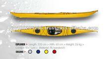 Hot Selling Norway Hasle Explorer Kayak Boat