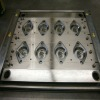 S50C material Mould design for Rubber compression molding machines