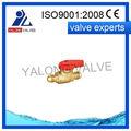 la válvula de gas para la estufa yl511