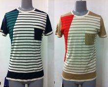2012 Fashion Stripe T-Shirt
