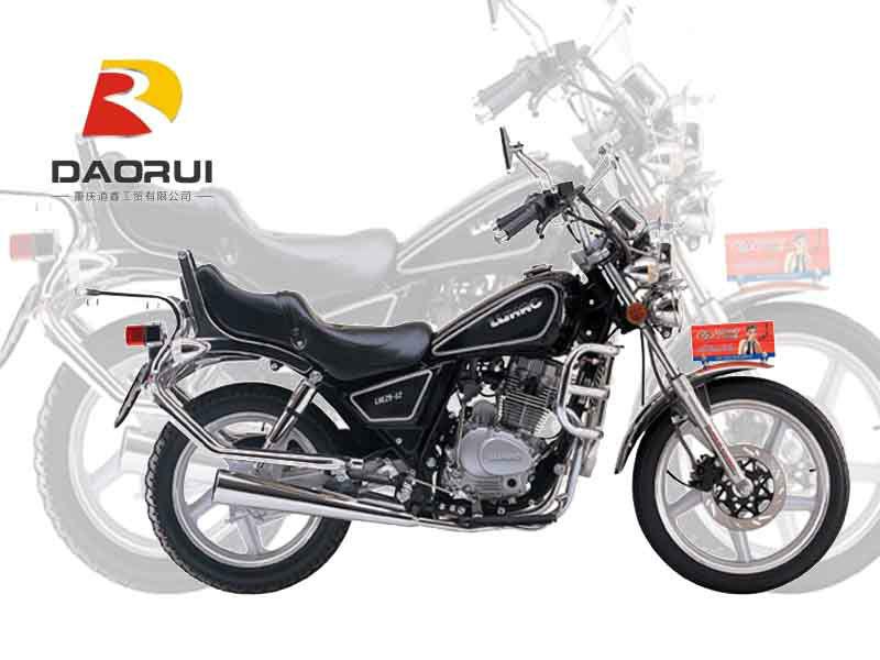 TZ-YHGN125 Cool Hot Sale Black Chongqing Chinese Motorcycle For Suzuki 125cc Motorcycle from Chongqing Motorcycle Manfacturer