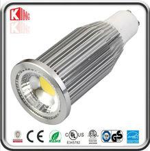 MR16 gu10 5w shenzhen CE Rohs COB EPISTAR led spotlight led downlight
