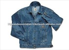 Men's Jeans Fashion Jacket