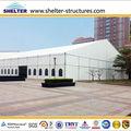 Custom pré-fabricada salão barracas pré-fabricadas pavilhão tendas em guangzhou para venda