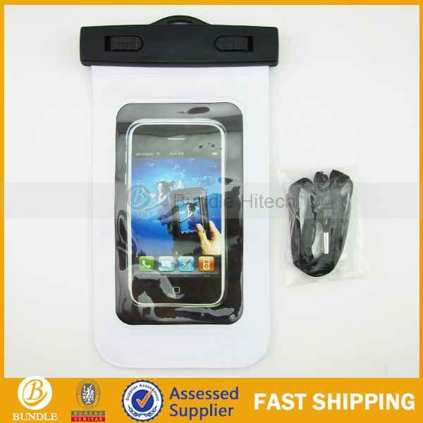 hot wholesale custom waterproof bags for iphone 5