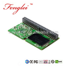 44PIN IDE PATA DOM 4CH Horizontal female 32GB Disk on Module