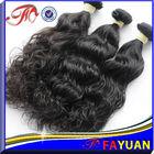 Virgin indian hair atlanta wholesale 100% unprocessed virgin hair weave 5a for cheap