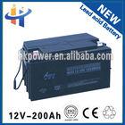 Best price 12v 200ah,12 volt toy car batteries