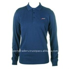 Custom Long Sleeve Fashion Polo Shirts