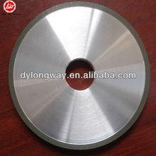 150x10x32x5mm groove grinding wheel gemstone grinding wheel eagle grinding wheel.Flat type,Resin bond,150grid