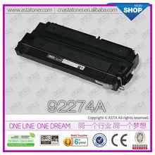For HP 4P/4MP printer toner cartridge 92274A