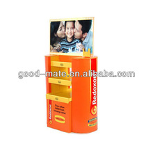 Dried Milk/Milk Power Cardboard Display Stand for Retail Store