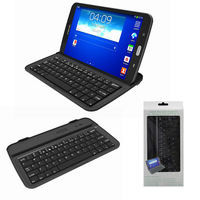 Bluetooth Wireless Keyboard Aluminum Case for Samsung Galaxy Tab 3 8.0 T310 T311 T315