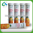 GMP Certified Vitamin C Effervescent Tablet,formulation pharmaceutical available