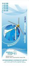 NEW Solar Wind Hybrid power Systems